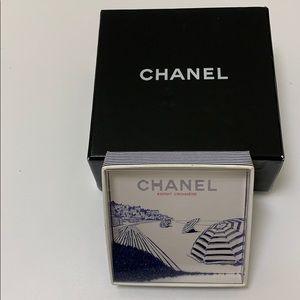 Chanel Esprit Croisiere sandbox shadow box